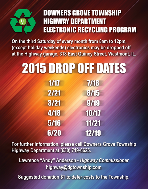2015 Electronic Recycling