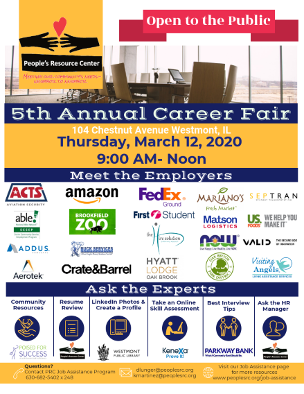 Annual Job Fair