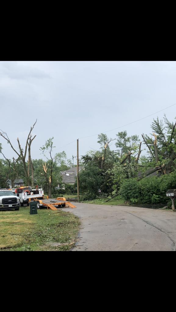 DGT Tornado Damage - 06/20/21
